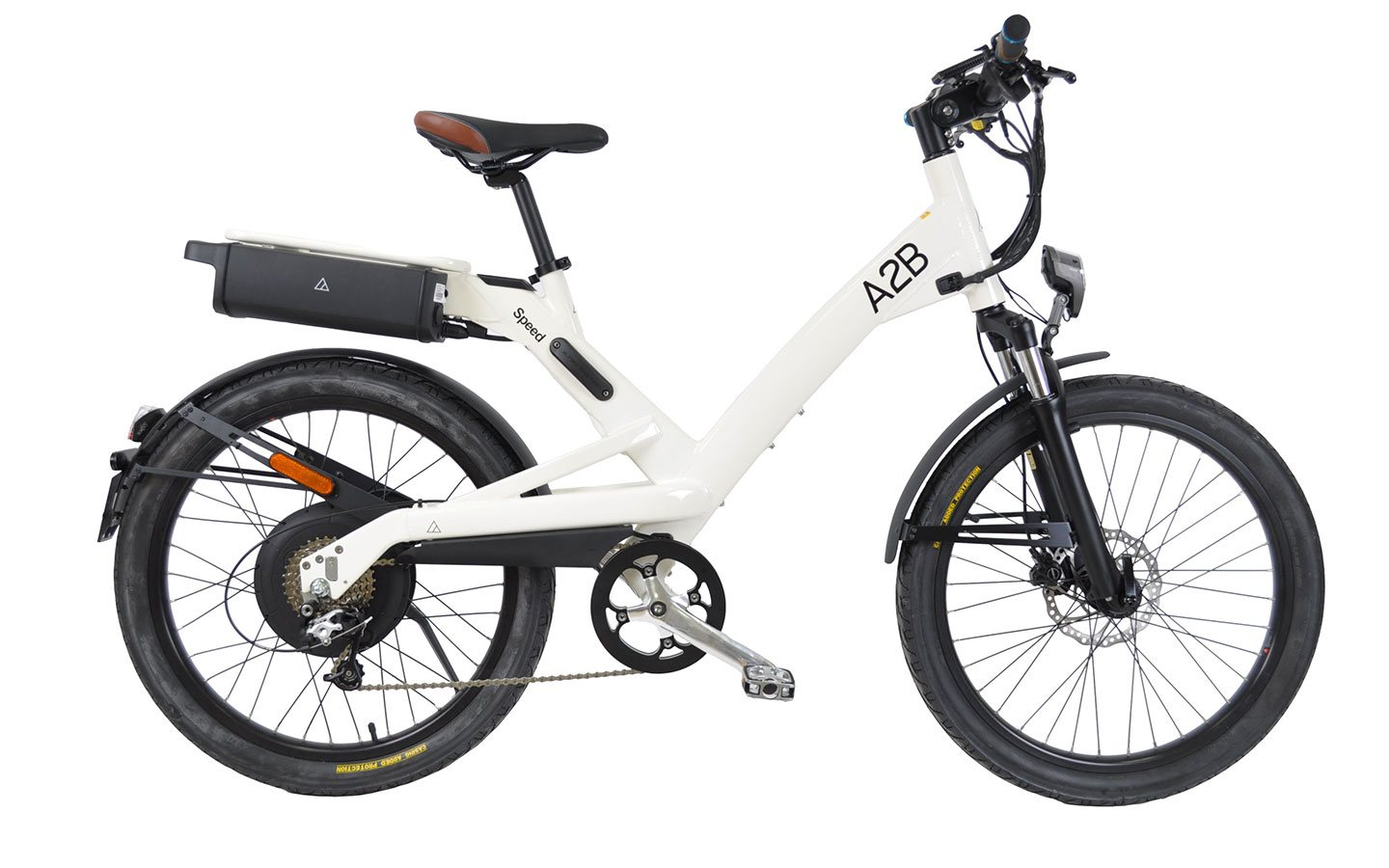 The High Delivery From 500 Watt Motor Is Married To A Strong Rigid Frame And Up Spec Hydraulic Brakes For Complete Package Making This Bike Very